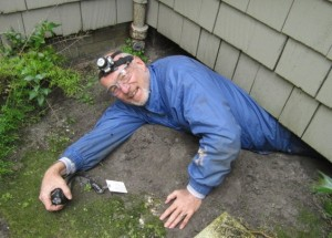 xWally Conway Jacksonvillle Home Inspector crawl space2