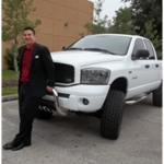 This Realtor's Ride is a Real Bubba Truck!