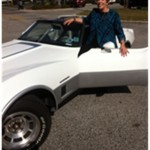 Holly McMurry's Vette and The Annual RPAC Poker Run Road Rally