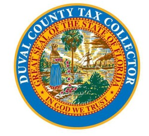 Duval County Tax Collector Seal