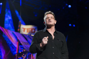 Bono talks TED