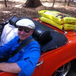 The Story of My Orange MG Midget