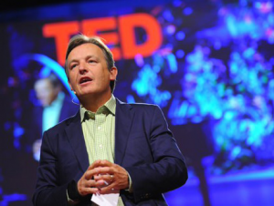 TED CEO, Chris Anderson