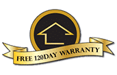 120-Day Warranty - Sellers
