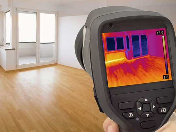 Mold Inspections with Thermal Imaging in Jacksonville FL