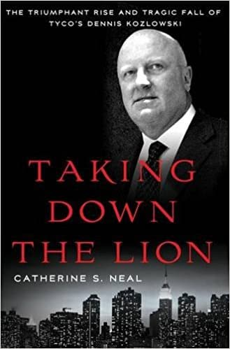 Taking Down the Lion book cover