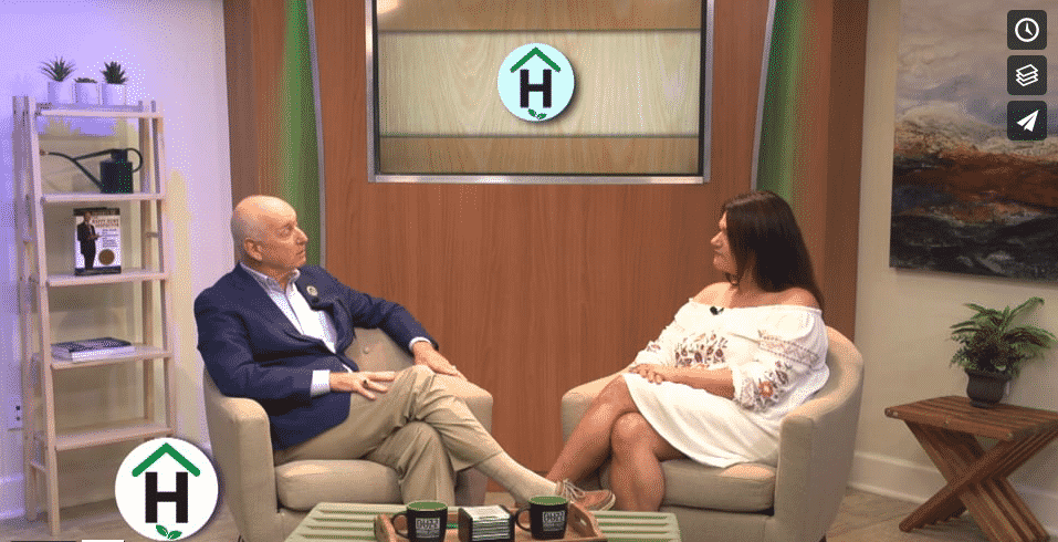 Home & Garden TV with Tina Scott from Cabinet Commander