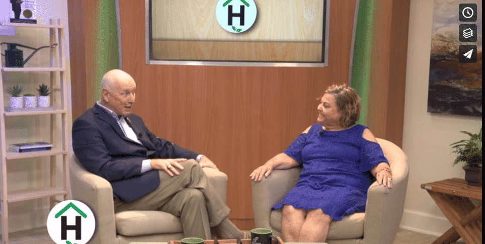 Home & Garden TV with Zelda Greenberg from Real Estate Talk with Zelda