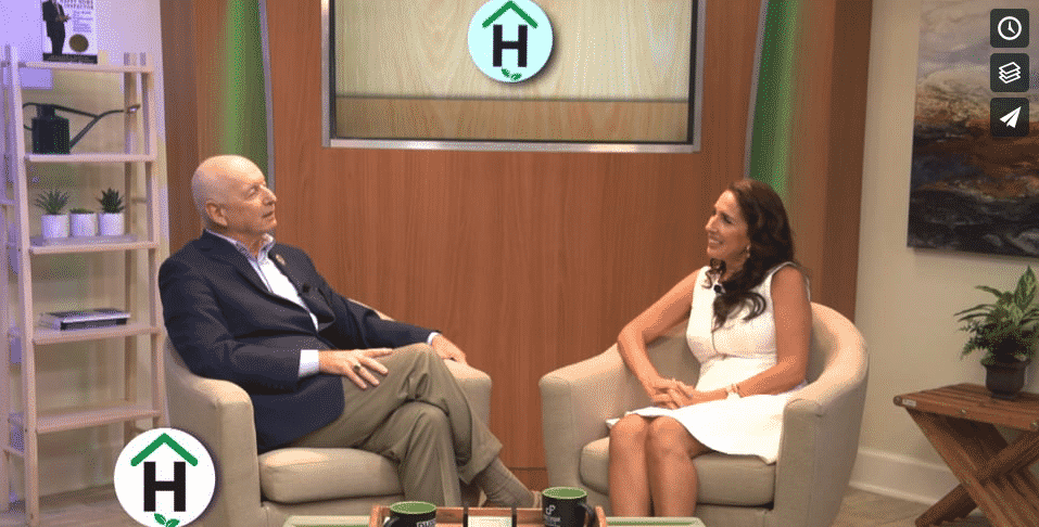 Home & Garden TV with Lucia Fernandez from Coldwell Banker Vanguard Realty