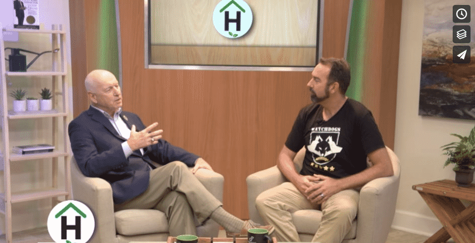 Home & Garden TV with Geoff Henry from Watchdogs