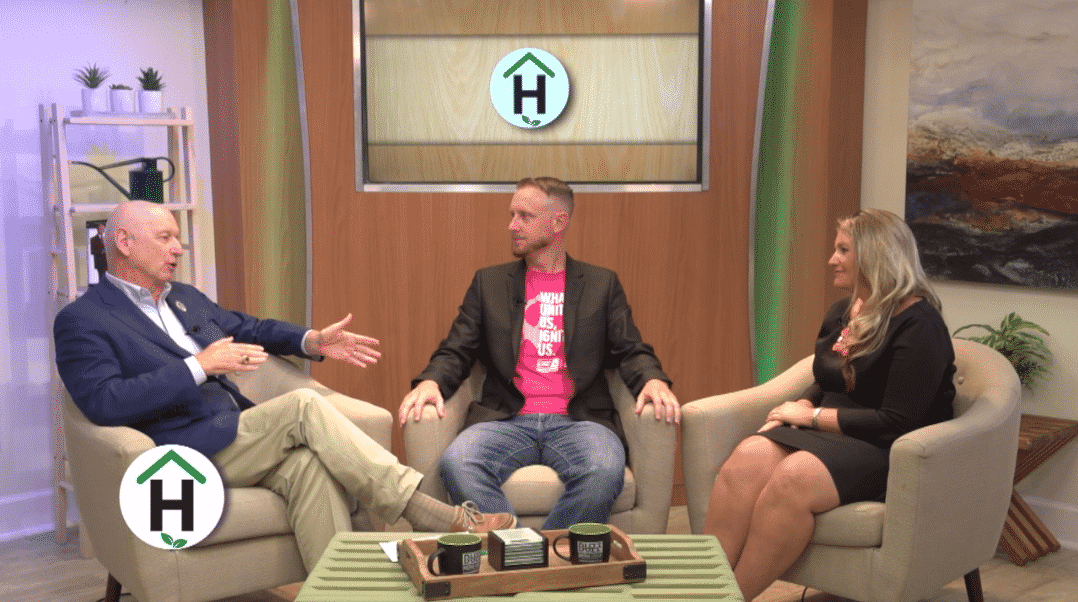 Home & Garden TV with Lauren Clark and Matthew Weatherly from the American Cancer Society