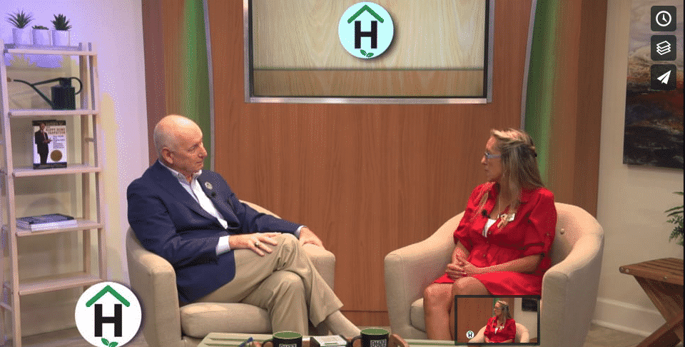 Home & Garden TV with Jeanne Scholl from Operation Santa Cause, Inc
